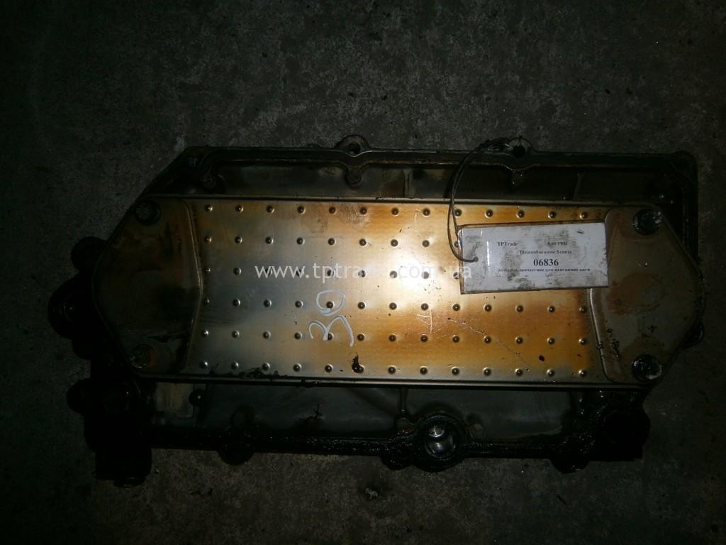 Теплообменник на скания 4 серии Кожухотрубный испаритель Alfa Laval DXD 570 Петропавловск-Камчатский